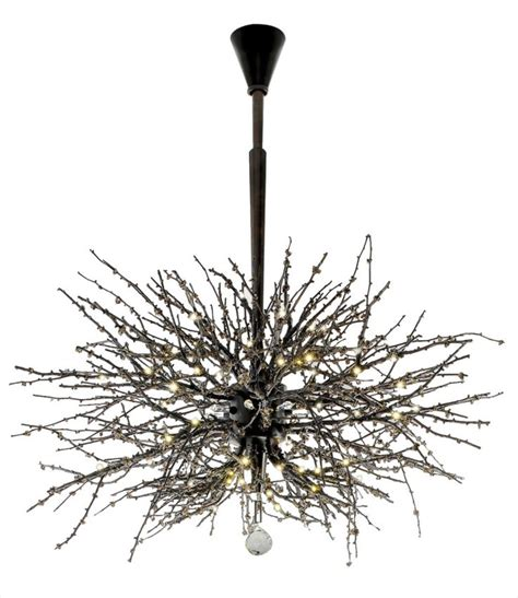 Branch Chandelier Lighting 25 Best Ideas About Twig Chandelier On Pinterest Branch Chandelier Unique Chandelier And