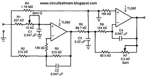 low pass filter circuits low pass filter circuit diagram electronictheory gianparkash
