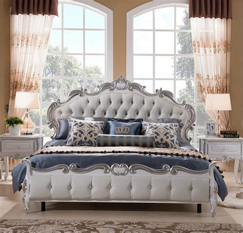 royal bed 2017 factory price royal bed fashion european french