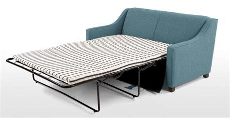 halston sofa bed halston sofa bed teal weave made com