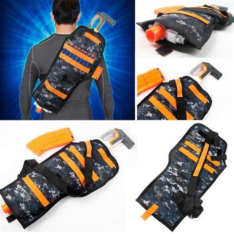 Nerf Vest gun refill darts tactical vest storage pockets for nerf n
