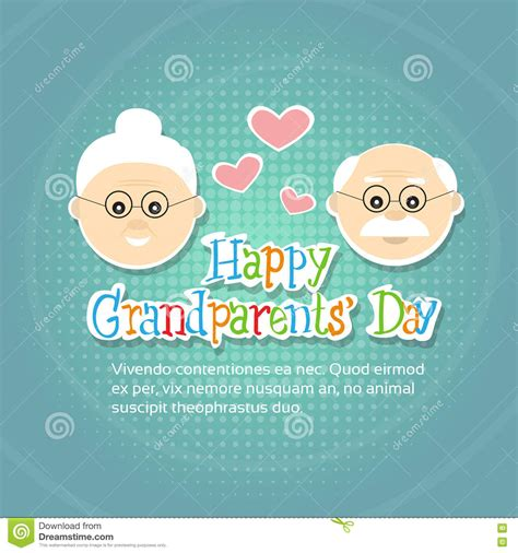how to make a greeting card for grandparents day grandfather with grandmother happy grandparents day