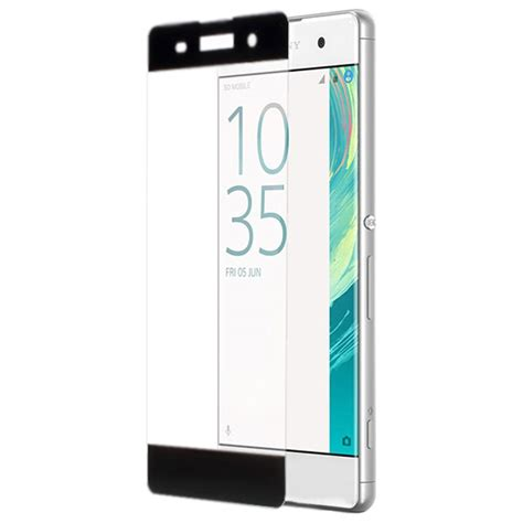 Tempered Glass Sony Xperia All Tipe Temperedglass Xperia All Tipe sony xperia xa coverage tempered glass screen protector black