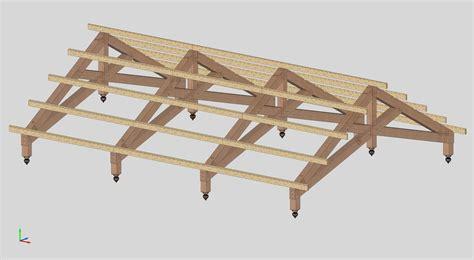 Truss Builder by Hybrid Timber Frame Timber Frame Homes More
