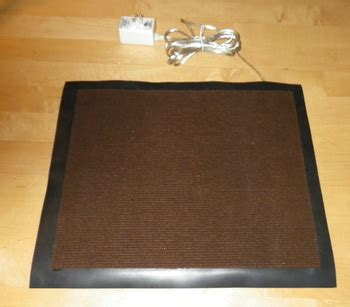 heated rug pad warmfoot heated foot pad carpet top rubber skirt electric heated foot warmer mat buy electric