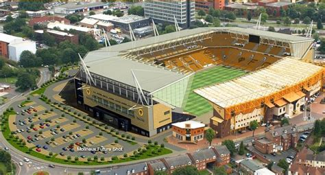 pin molineux stadium on pinterest