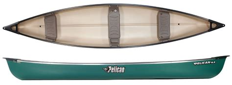 15 At Outfitters Uk by Pelican 15 5 Canadian Canoes