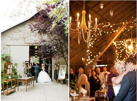 farm wedding venues california barn wedding venues in california