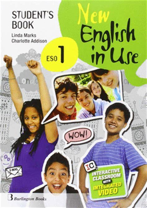 libro new english in use libros de burlington books spain libreras picasso