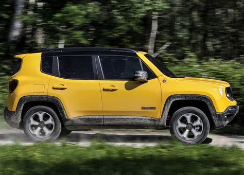2019 jeep renegade review 2019 jeep renegade trailhawk side motion