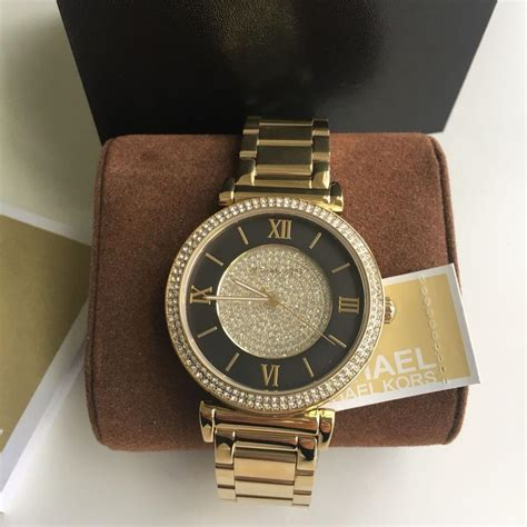 New Mxxhael Kors 99078 Y new michael kors gold mk3338 on tradesy