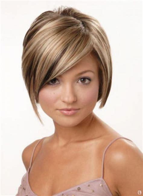 haircuts for chunky women short haircuts for chubby women