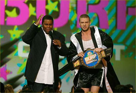 Justin Timberlake Wore Boxers 2007 Choice Awards by Justin Timberlake In Boxer S Shorts Photo 2413798
