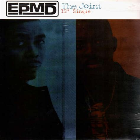 Epmd The Joint Vinyl - epmd the joint you gots 2 chill 97 promo 12