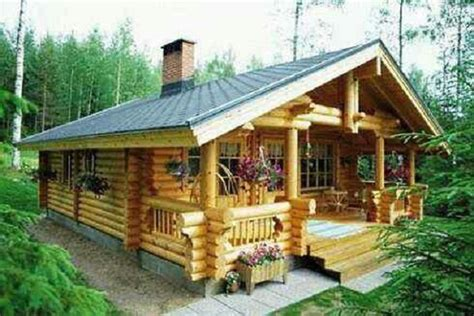 Elk Cabins by Elk Tine Log Cabin Home Design Garden Architecture