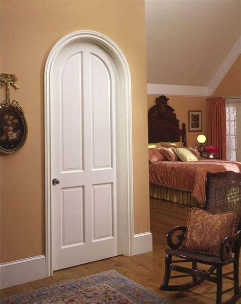Image Detail For Doors Classic White Buy Arch Interior Curved Interior Doors