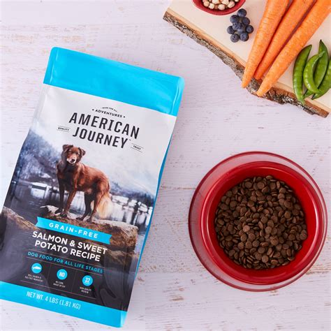 potato free food american journey salmon sweet potato recipe grain free food 12 lb bag