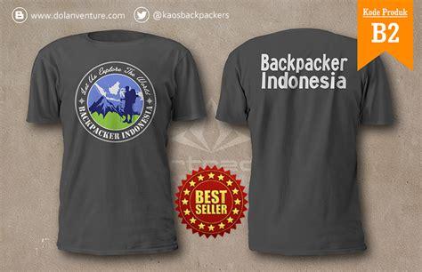 Kaos Back Packer 2 jual kaos backpacker indonesia