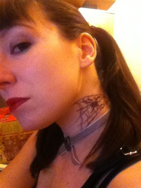 abby sciuto tattoos abby sciuto spider attempt by mastersrose on deviantart