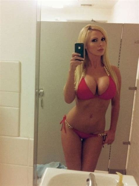 bathroom blonde ramblings of a semi mad man bathroom bikini selfies