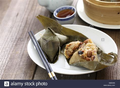 dragon boat festival and food zongzi chinese rice dumpling dragon boat festival food
