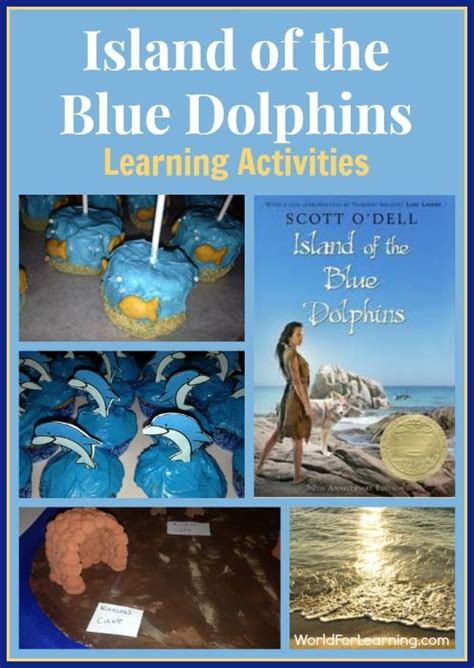 Island Of The Blue Dolphins Essay by Island Of The Blue Dolphins Learning Activities Activities L Wren And Learning Activities