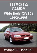 download car manuals pdf free 1992 toyota camry interior lighting toyota camry 1992 1996 workshop manual