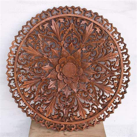 Bali Decor Wholesale by Balinese Wooden Wall Panel Decor Carved