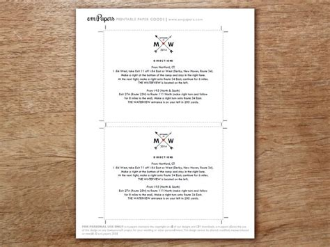 Whatever You Want Card Template by A Charming Edit And Print Blank Wedding Card You Can Use