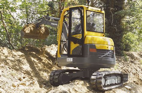 Volvo Equipment Rental Volvo Ecr38 Total Equipment Rental Inc