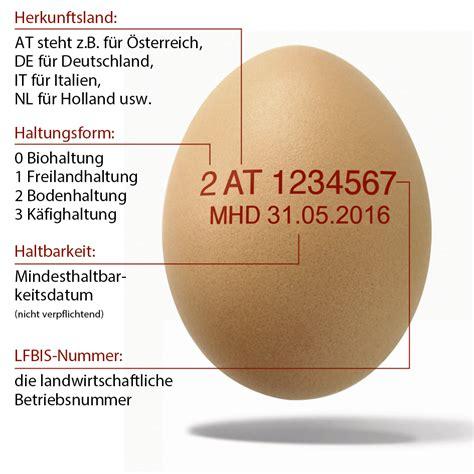 Beschriftung Ei by Unsere Eier Eierhof Krenn