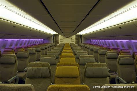 boeing 777 cabin boeing 777 9 vs 10 abreast economy seating article