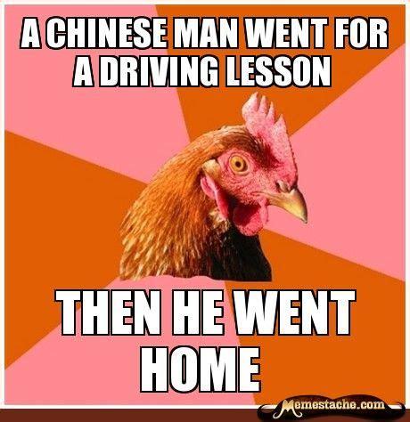 Anti Joke Chicken Meme - anti joke chicken meme jokes pinterest