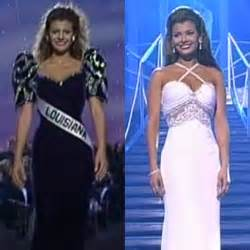 Miss teen usa 1990 titleholders competing in miss usa state pageants