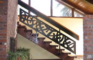 Ideas For Staircase Railings Modern Staircase Railing Designs