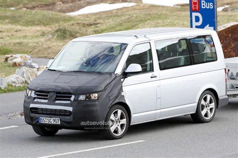 spyshots 2010 volkswagen transporter autoevolution