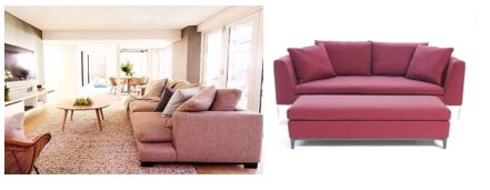 7 Pretty Sofas by Pretty In Pink Modern Designer Furniture And Sofas