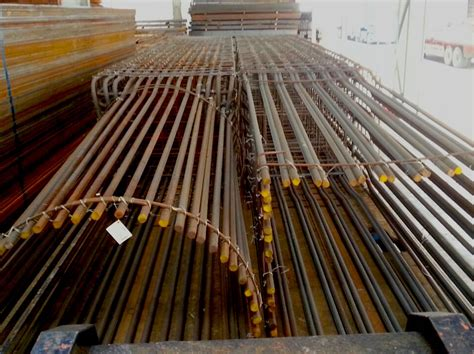 Prefab Columns Pre Fabricated Cages Bend