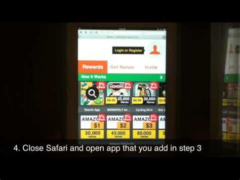 Fastest Way To Get Itunes Gift Cards - free app nana points and tutorial doovi