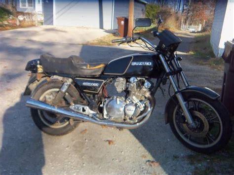 Suzuki Gs1100gk Suzuki Other In Illinois For Sale Find Or Sell