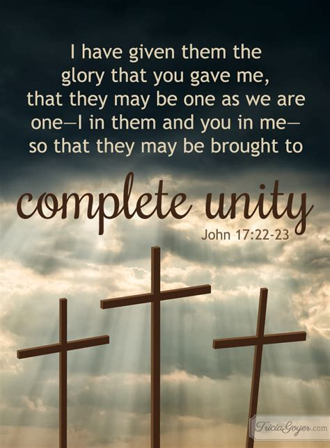 complete unity john   tricia goyer
