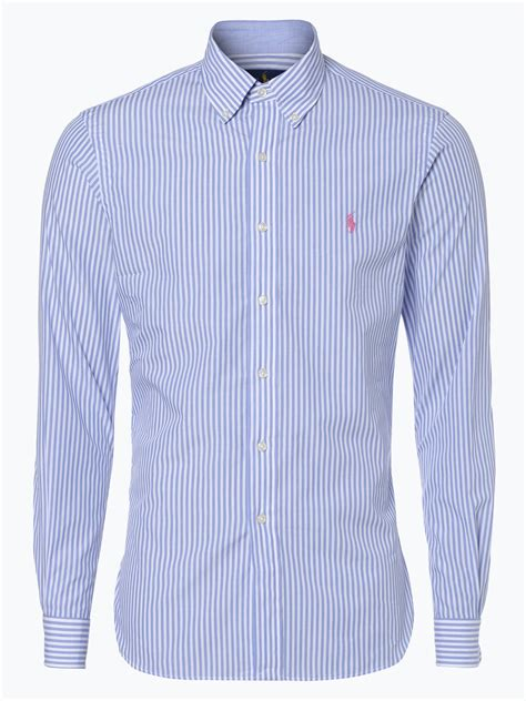 polo ralph lauren herren hemd slim fit  kaufen