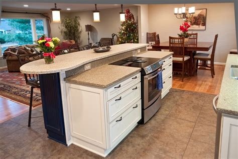 kitchen islands with stove top kitchen island with cooktop interesting best kitchen