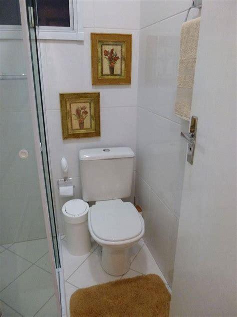 banheiro decorado muito pequeno 35 banheiros pequenos dicas e inspira 231 245 es para voc 234