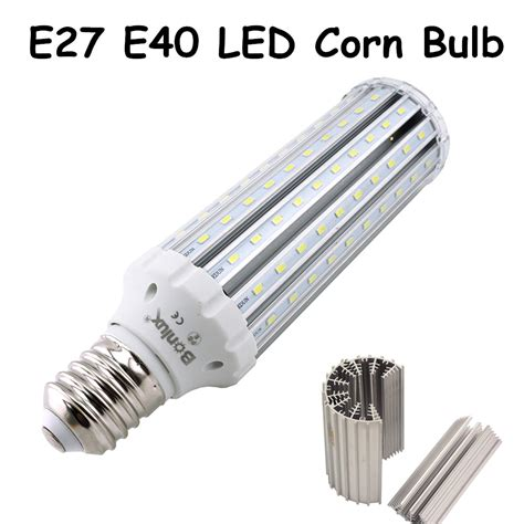 Led Lightlu Hias 40 Led Warna 45w e26 e27 e40 led corn bulb 400w halogen 150 watt cfl replacement base led commercial