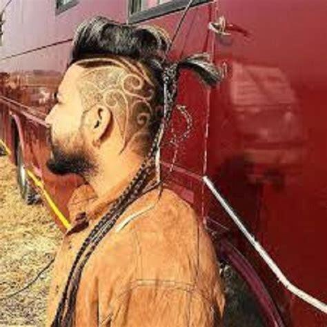 milling gaba hair style raftaar new hairstyle apexwallpapers com