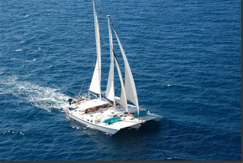 trimaran happy all about yacht charters sailing vacations charter
