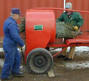 the pennsylvania center for the book christmas tree industry