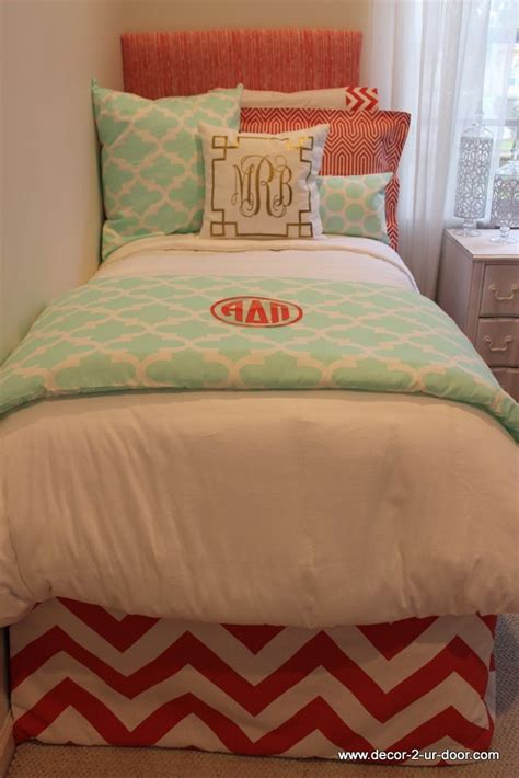 mint and coral bedding best 25 coral chevron bedding ideas on pinterest coral