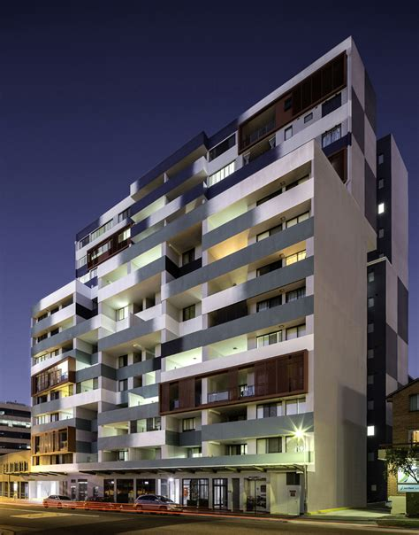 appartments in sydney blurred focus apartments in sydney by tony owen partners